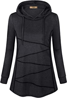 Women's Long Sleeve Sport Workout Active Pullover Hoodie