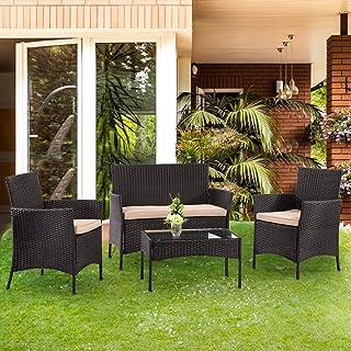 Cool Amazon Com 100 To 200 Conversation Sets Patio Home Interior And Landscaping Ologienasavecom
