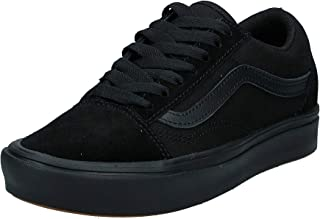أحذية رياضية للنساء من VANS UA، مطبوع عليها Cush Old Skool سوداء اللون