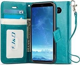 Sponsored Ad - J&D Case Compatible for LG V35 Case/LG V35 ThinQ Case/V30S Case/V30S ThinQ Case/LG V30/LG V30 Plus Case, Wa...