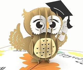 Unipop Graduation pop up cards, Graduation cards, Congratulations cards, Graduation announcements 3D popup cards, Congrats cards, Sympathy 3D pop up greeting cards, Anniversary 3D greeting card