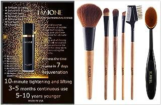 Maione Original Youth Essence 100 ml Recover Skin's Elasticity/Smooth Fine Lines BONUS: get one FREE ELROYEL Makeup Brush Set 6 Piece Organic Bamboo Makeup Brush Premium Quality (A $12 Value)