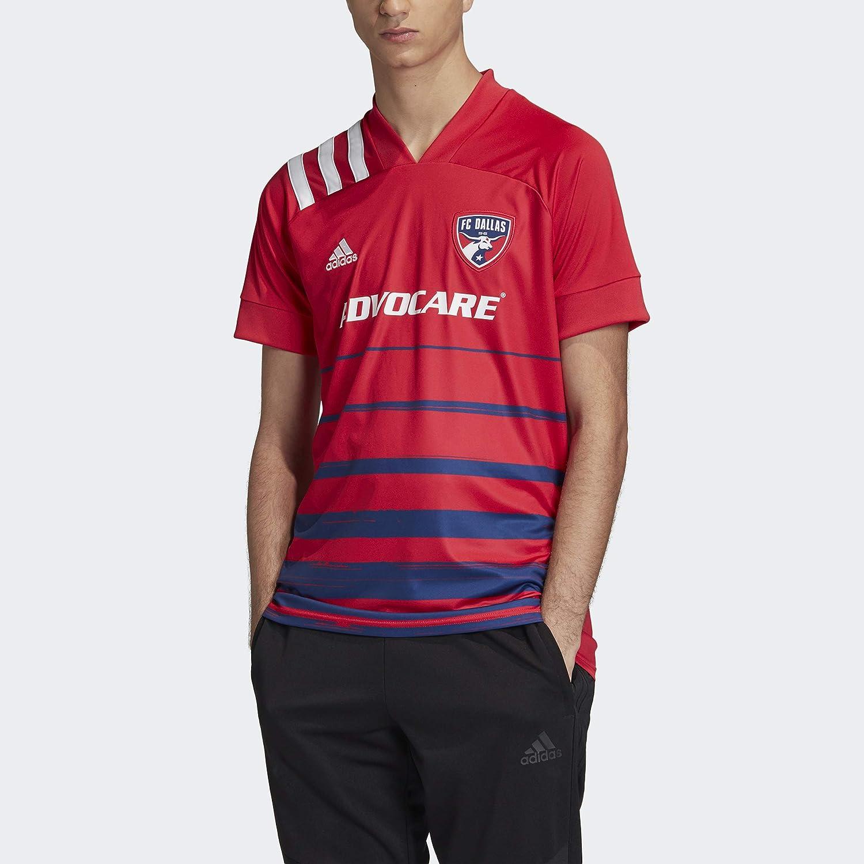adidas FC Dallas Men's Jersey 送料無料新品 年中無休 Home