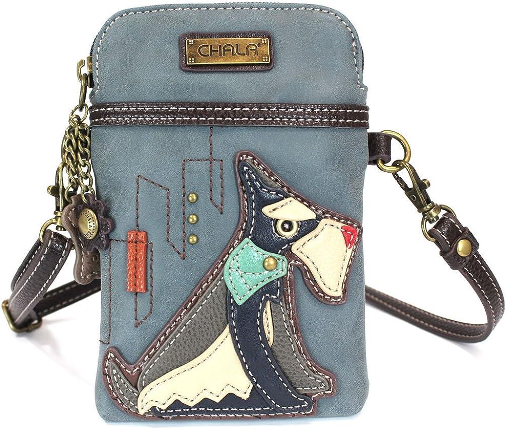 CHALA Bargain sale Max 66% OFF Crossbody Cell Phone Purse Wristlet Women's wit Handbags