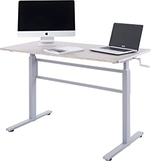 Best 30 x 60 adjustable height table Reviews