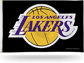 Rico Industries NBA Unisex-Adult 3-Foot by 5-Foot Single Sided Banner Flag with Grommets 3 feet by 5 feet