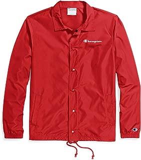 Champion Men's Classic Coaches Jacket