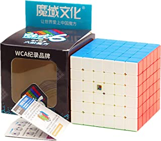 iangCuber Moyu Meilong 6x6 Speed Cube stickerless 6x6x6 Puzzle Cube Education Toys Magic Cubes