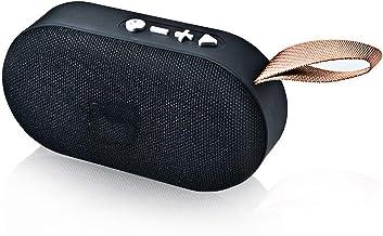 $51 » CMDZSW Bluetooth Speaker Portable Wireless Speaker Sound System 3D Stereo Music Surround Sound Outdoor Speakers Support FM...