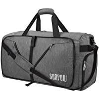 Sunpow 65L Travel Duffel Weekender Bag