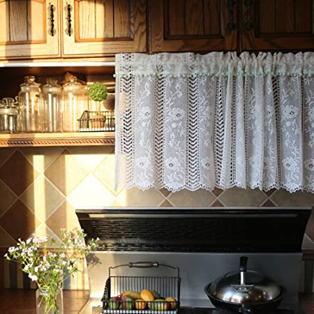 cafe curtain rideau cuisine rideau