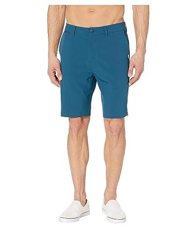 Quiksilver Union Amphibian 20 Shorts (Majolica Blue) Men