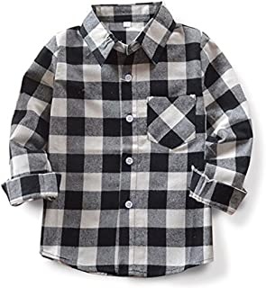3-6 month flannel shirt