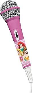 First Act DP924 Disney Princess Royal Microphone