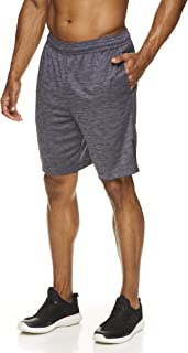 HEAD Men's Workout Gym & Running Shorts w/Elastic Waistband & Drawstring