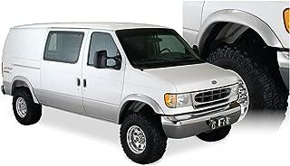 Bushwacker 22004-11 Ford Extend-A-Fender Flare - Rear Pair
