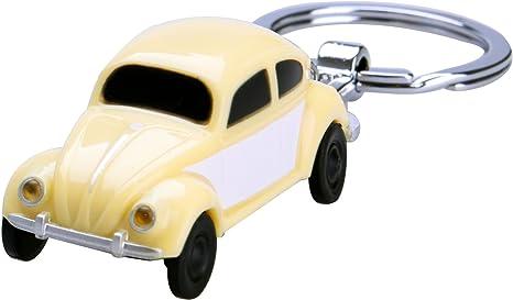 Vw SchlÜsselanhÄnger Mit Led Käfer Beetle Boxter Volkswagen Taschenlampe 02 Gelb Baumarkt