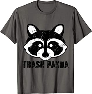Cute Trash Panda Raccoon, Save The Trash Panda Bear Funny  T-Shirt