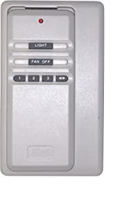 Hunter Fan Remote Control Transmitter UC7848T with wall holder