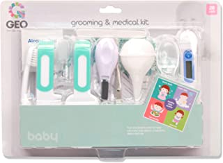 Baby Healthcare and Grooming Combo Kit | 26 Items All-in-1 | Essential for Babies | BPA Free | 26 Pack