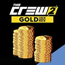 THE CREW 2:  GOLD CREDITS PACK (270000 + 90000 BONUS) - PS4 [Digital Code]