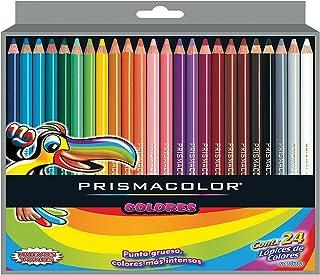 Prismacolor Scholar 彩色鉛筆套裝,24 支裝