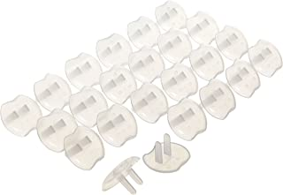 Dreambaby Outlet Plugs, 24-Pack, White