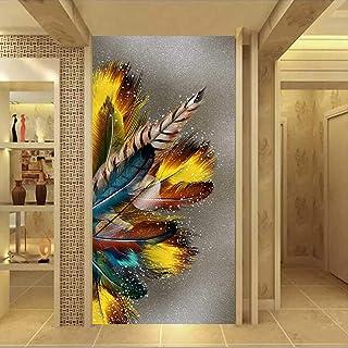 LWLNB جدار اللوحة كبيرة الحجم صور الحائط الذهب ريشة طباعة ملصقات مجردة قماش لوحات لغرفة المعيشة غير مؤطرة