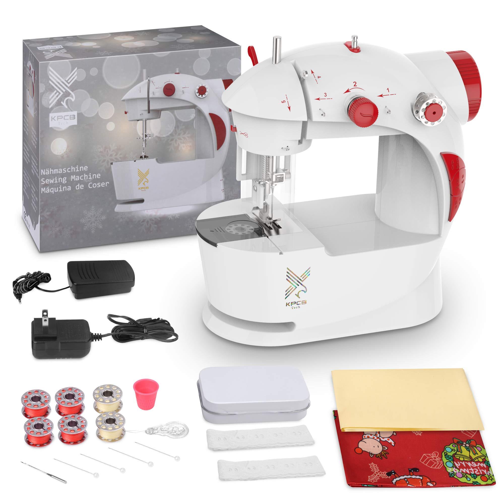 KPCB Sewing Machine Christmas Material