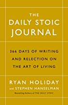 Holiday, R: Daily Stoic Journal