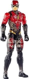 DC Justice League Stealth Suit The Flash Figure