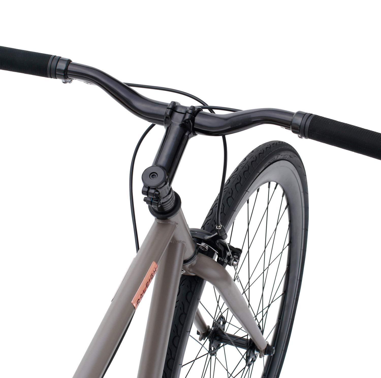 Raleigh Bikes Back Alley Fixed Gear bicicleta de ciudad de acero ...