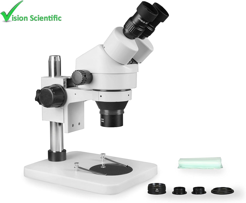 Vision Boston Mall Scientific Nippon regular agency VS-1EZ Binocular Zoom Microscope Stereo Paire