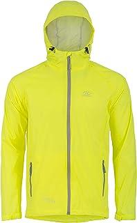 Highlander Waterproof Packaway Jacket - Lightweight Rain Coat for Men Women and Kids - Light and Breathable Mac that Packs...