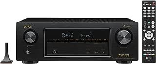 Denon Audio & Video Component Receiver Black (AVRX1400H)