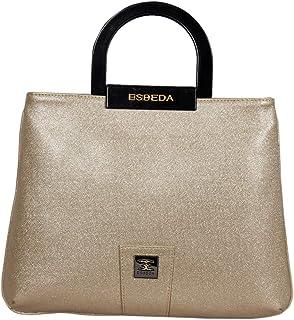 ESBEDA Cream Color Medium Size Embellished Armbag For Women
