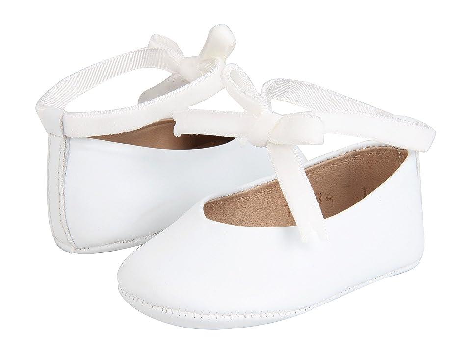 Elephantito Ballerina Baby (Infant) (White) Girl