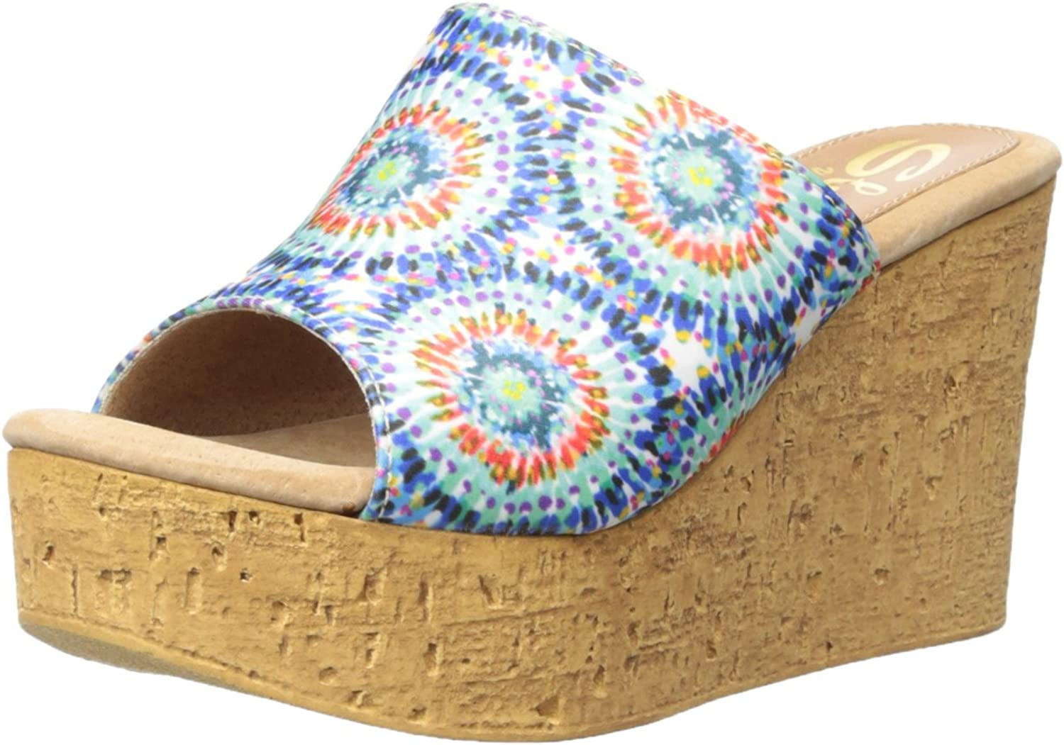 Sbicca Women's Starboard Wedge Sandal