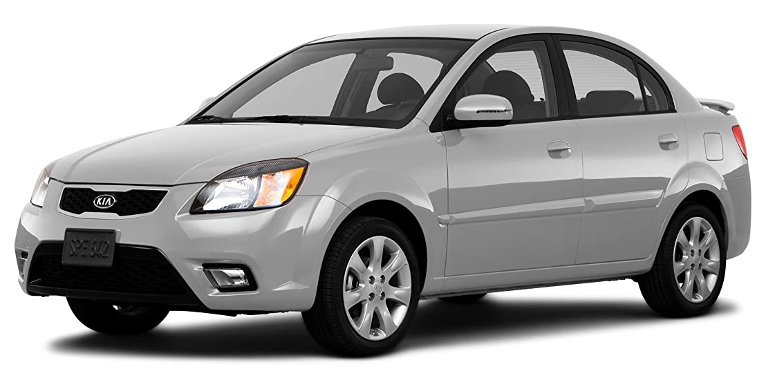 2010 kia rio reviews images and specs vehicles. Black Bedroom Furniture Sets. Home Design Ideas