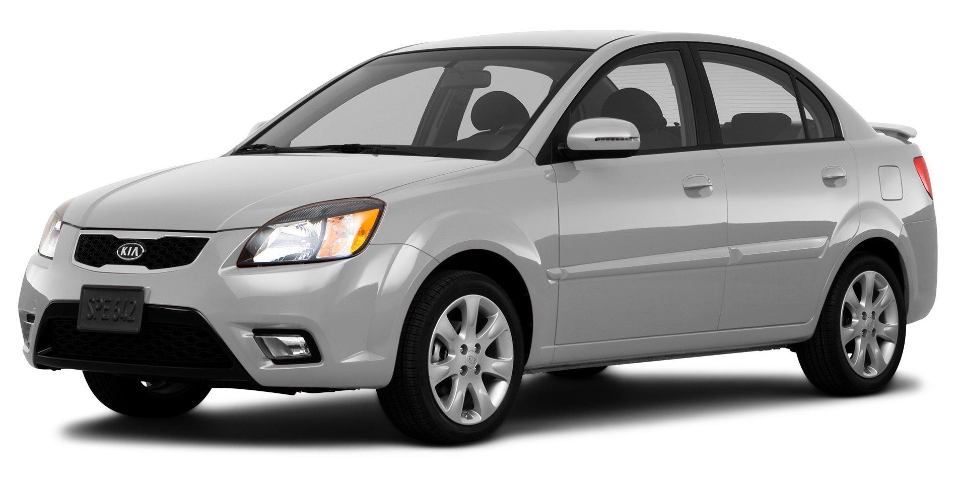 2010 Kia Rio, 4-Door Sedan Manual Transmission ...