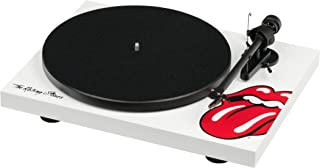 Pro-Ject Rolling Stones Limited Edition Turntable White