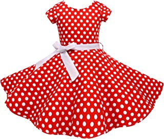 polka dot dress for girl