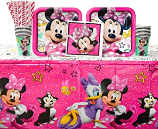 Best minnie mouse and daisy birthday party supplies Reviews