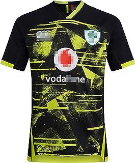 2021年アイルランド最新のホームラグビージャージーカンタベリーラグビートレーニングシャツ誕生日ギフト用メンズレディースキッズ半袖サッカーユニフォーム(グリーン) Ireland