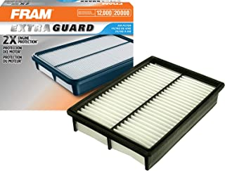 FRAM Extra Guard Air Filter, CA9898 for Select Mazda Vehicles