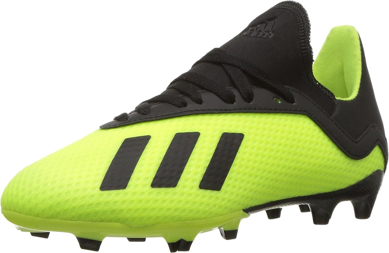 adidas Unisex-Child X 18.3 Fg Soccer Shoe
