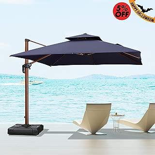10 x 10 offset umbrella
