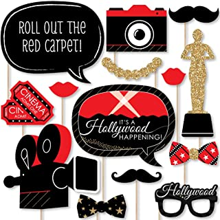 red carpet photo props