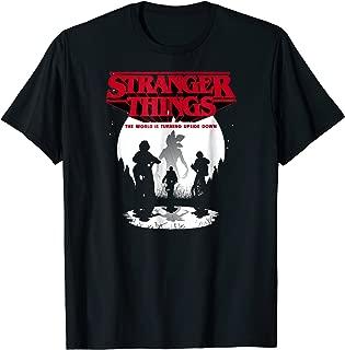 stranger things upside down tee