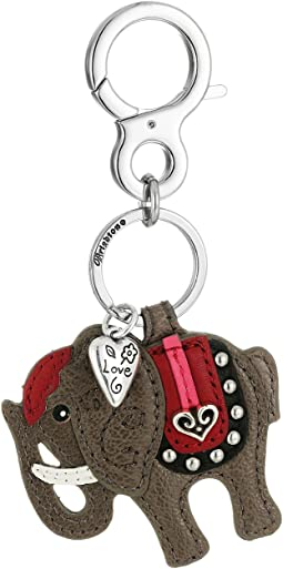 Ella Elephant Handbag Fob